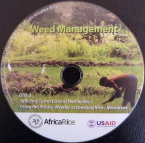 Weed management DVD